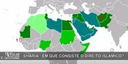 Sharia - Em que consiste o direito islâmico? - 8-07-2018